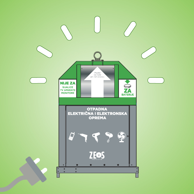 Find your nearest recycling point